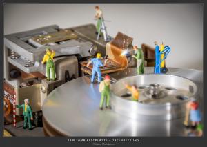 Miniwelten - Hardware crash