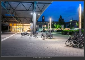 Hauptbahnhof - Oldenburg