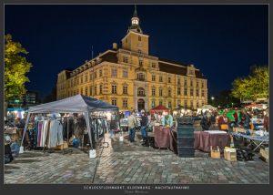 Schloss, Flohmarkt - Oldenburg