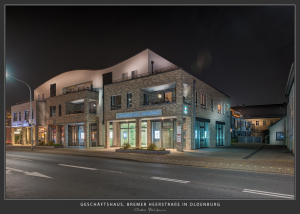 Geschäftshaus, Bremerstrasse - Oldenburg