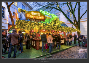 Lamberti-Markt, Omas´s Eierpunsch - Oldenburg